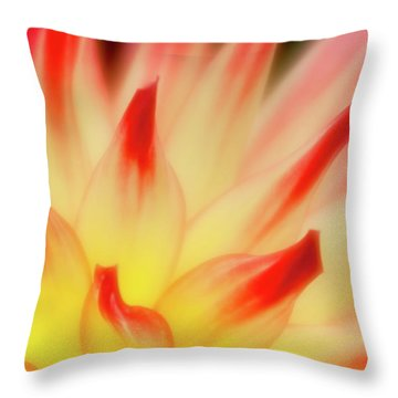 Throw Pillow featuring the photograph Side View by Greg Nyquist