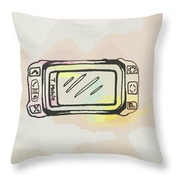Sidekick Throw Pillow