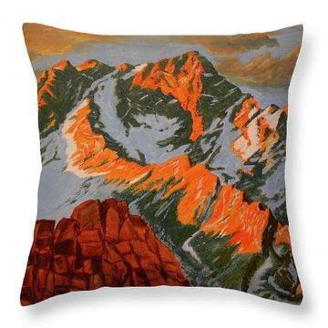 Sierra's Throw Pillow