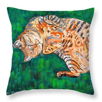 Siesta Throw Pillow