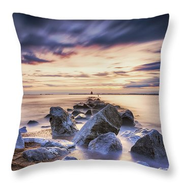 Signature Shot Throw Pillow