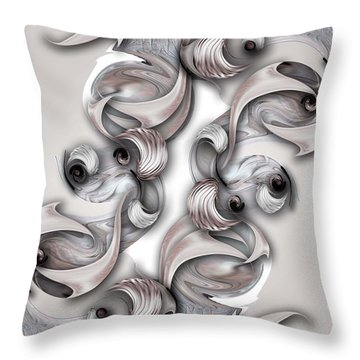 Significance And Shape Throw Pillow