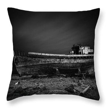 Sigurdur Ak17 Throw Pillow by Ian Good