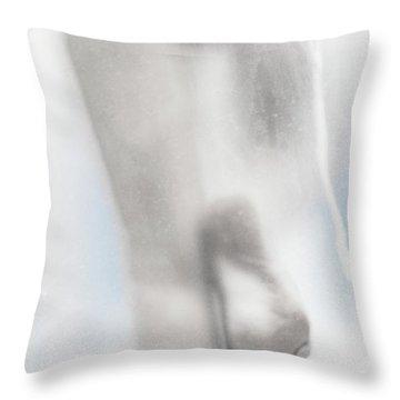 Silhouette #7422 Throw Pillow