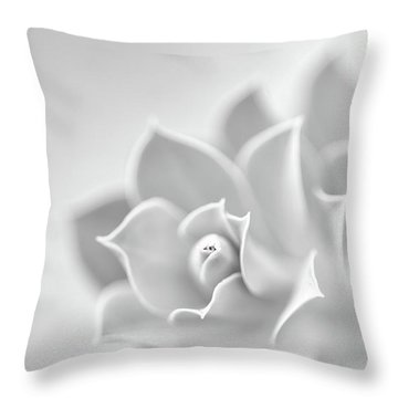 Silky Soft Throw Pillow