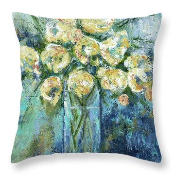 Silly Love Songs Throw Pillow