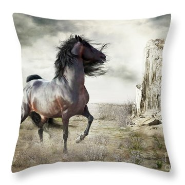 Silverado Throw Pillow
