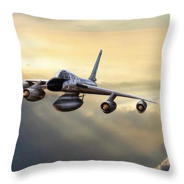 Silverbird Throw Pillow