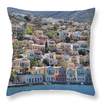 Simi Throw Pillow