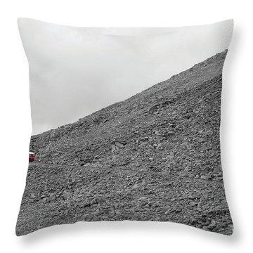 Simmon's Vision Throw Pillow