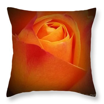 Simple Elegance  Throw Pillow by Chalet Roome-Rigdon