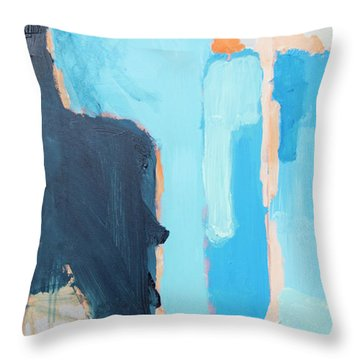 Simple Fig Throw Pillow