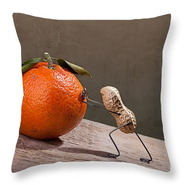 Symbolic Throw Pillows