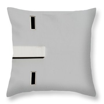 Simplism 2 Throw Pillow