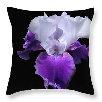 Simply Royal Throw Pillow