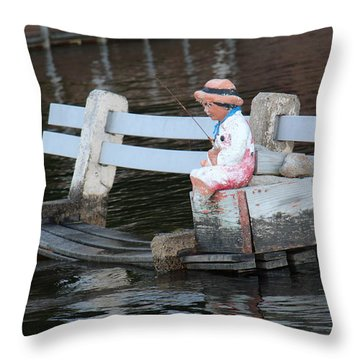 Simply Sweet  Throw Pillow