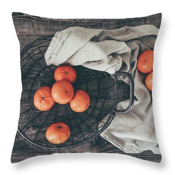 Throw Pillow featuring the photograph Simply Sweet by Kim Hojnacki