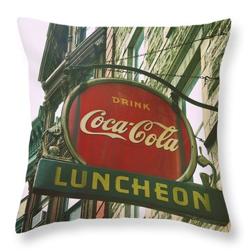Since 1931 Throw Pillow by JAMART Photography