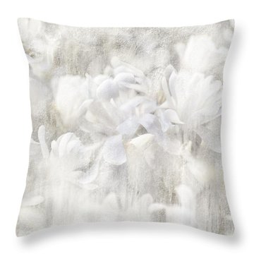 Sincere Apology Of The Whispering Magnolia Throw Pillow