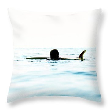 Single Throw Pillow