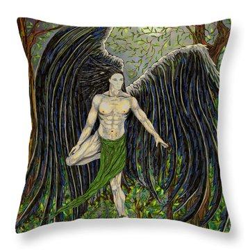 Sioros Throw Pillow
