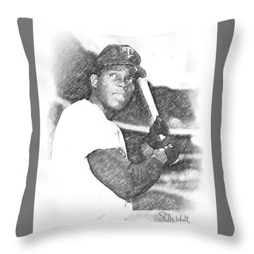 Sir Rodney Throw Pillow