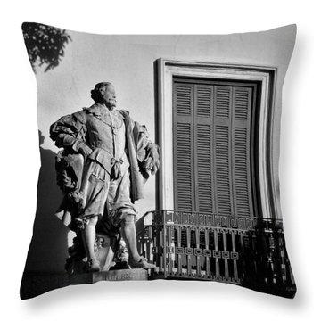 Sir Rubens Morning Throw Pillow