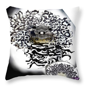 Sisters 13 Throw Pillow