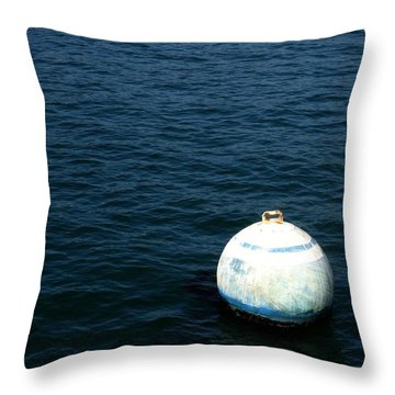 Sit And Bounce Throw Pillow