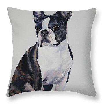 Sit Throw Pillow
