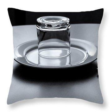 Six Euros Throw Pillow by KG Thienemann