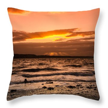 Skerries Throw Pillow