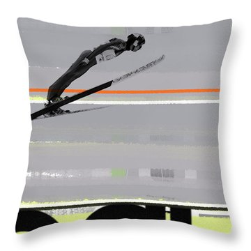 Competing Throw Pillows