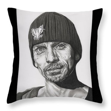 Skinny Pete  Breaking Bad Throw Pillow