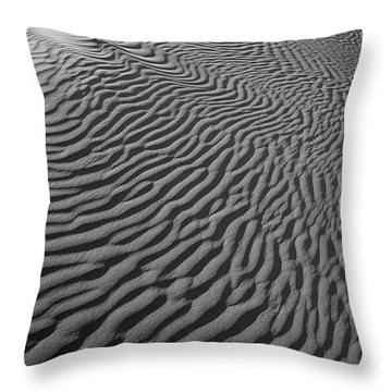 Skn 1078 Designed By Nature Throw Pillow