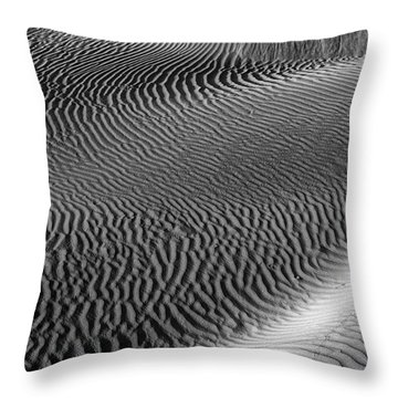 Skn 1129 Corrugation Throw Pillow