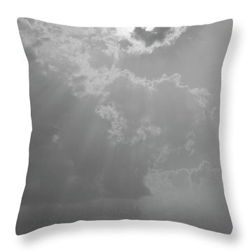 Skn 2170 Blessings Showered Throw Pillow