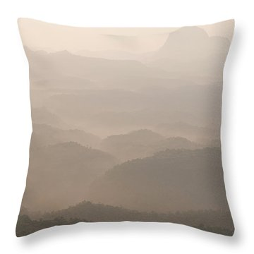 Skn 4182 Sketching With Light Throw Pillow