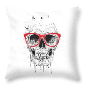 Skulls Throw Pillows