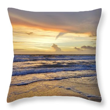 Sky Art Throw Pillow