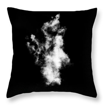 Throw Pillow featuring the photograph Sky Life Trip by Steven Poulton