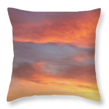 Sky Variation 17 Throw Pillow