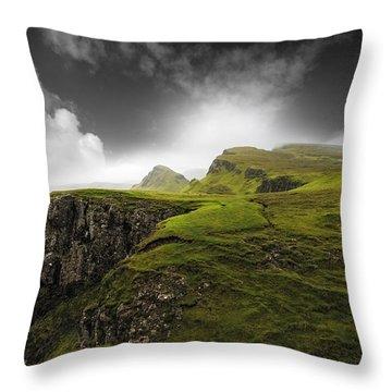 Skye Throw Pillow
