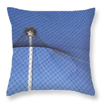 Skyline 5 Throw Pillow by Anna Villarreal Garbis
