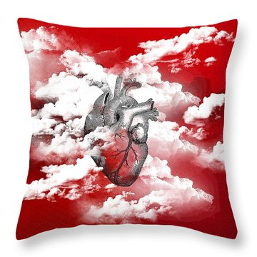 #skylovers Throw Pillow