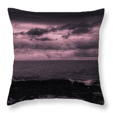 Skyscape Throw Pillow