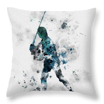 Skywalker Throw Pillow