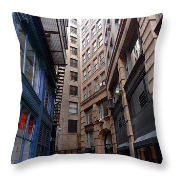 Skyward Throw Pillow