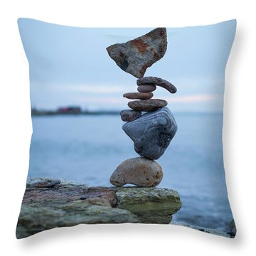 Slaker Throw Pillow