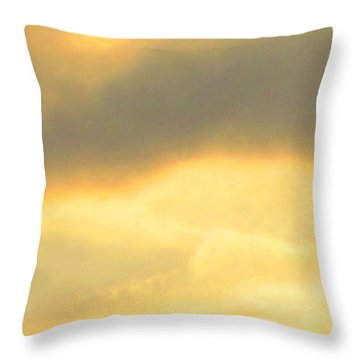 Slice Of Heaven Throw Pillow